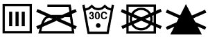 ikony pielegnacji rozek minky